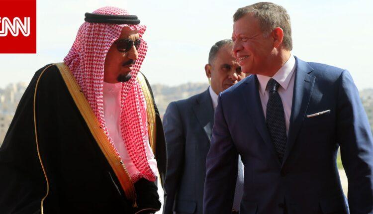 الاردن والسعودية