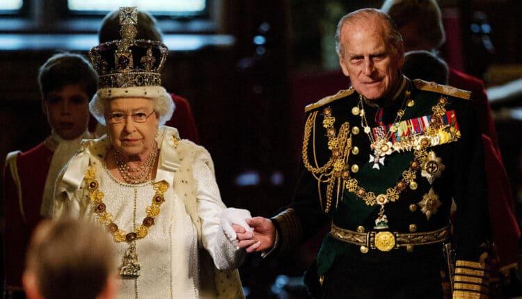 الامير فيليب زوج الملكة اليزابيث الثانية