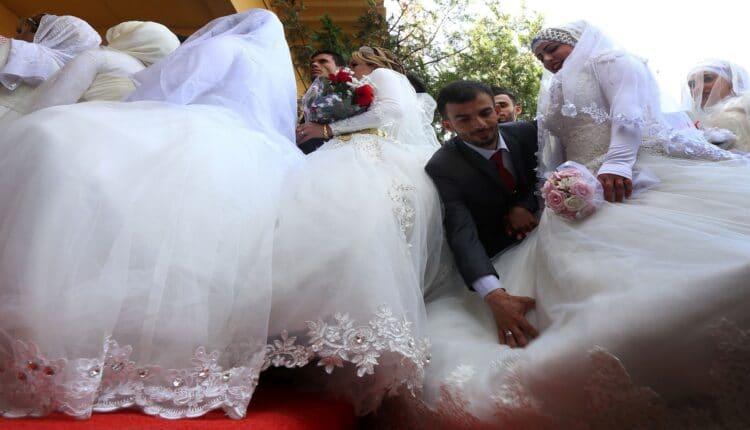 حفل زفاف عراقي