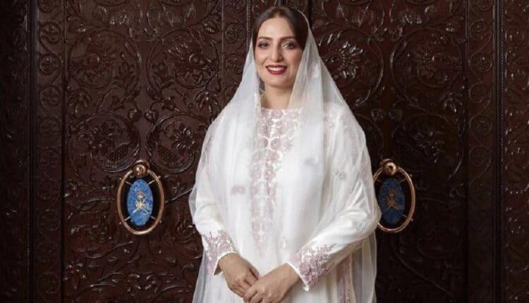 زوجة السلطان هيثم بن طارق