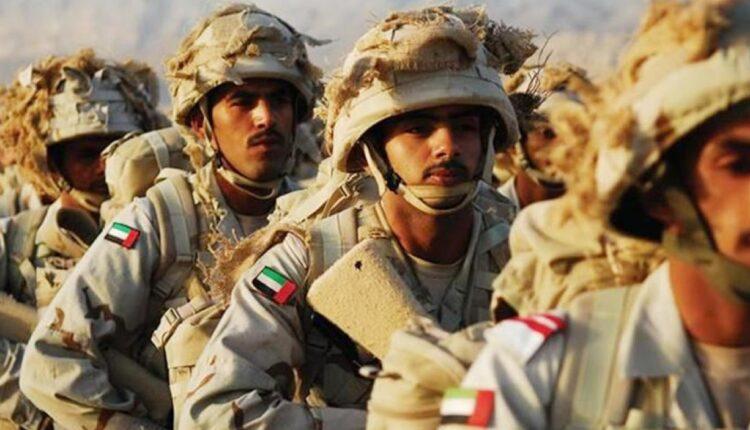 قوات اماراتية في اليمن