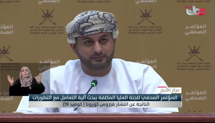 المدعي العام العماني نصر بن خميس الصواعي