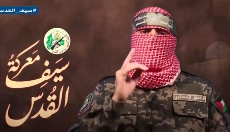 أبو عبيدة الناطق باسم كتائب القسام
