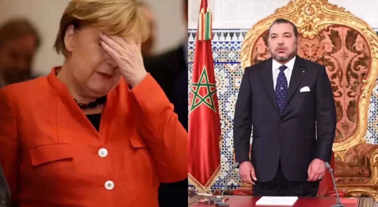أزمة دبلوماسية بين المغرب والمانيا