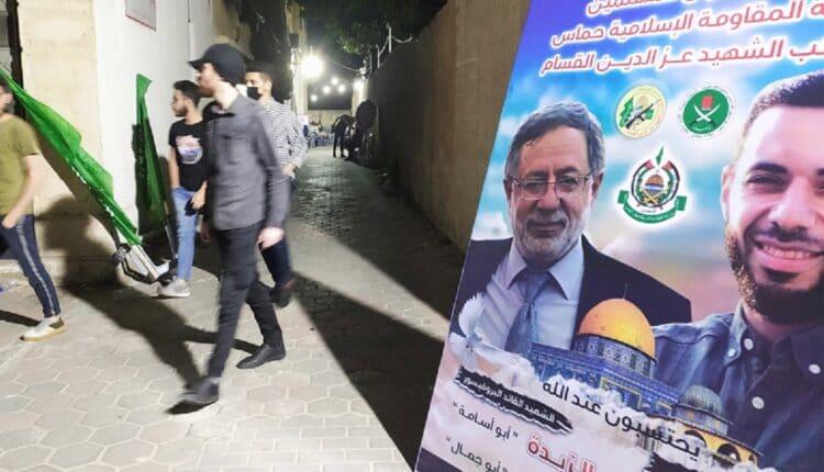 أسامة الزبدة المنضم إلى كتائب القسام
