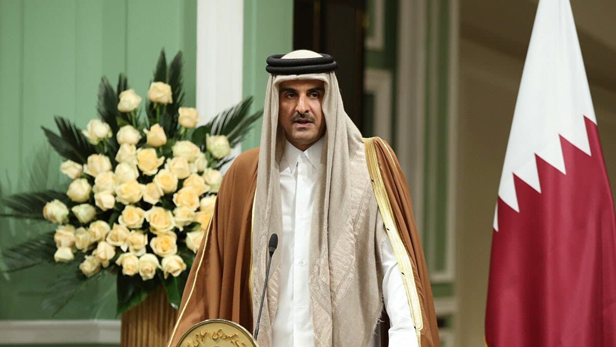 أمير قطر الشيخ تميم بن حمد يصدر قانون مجلس الشورى