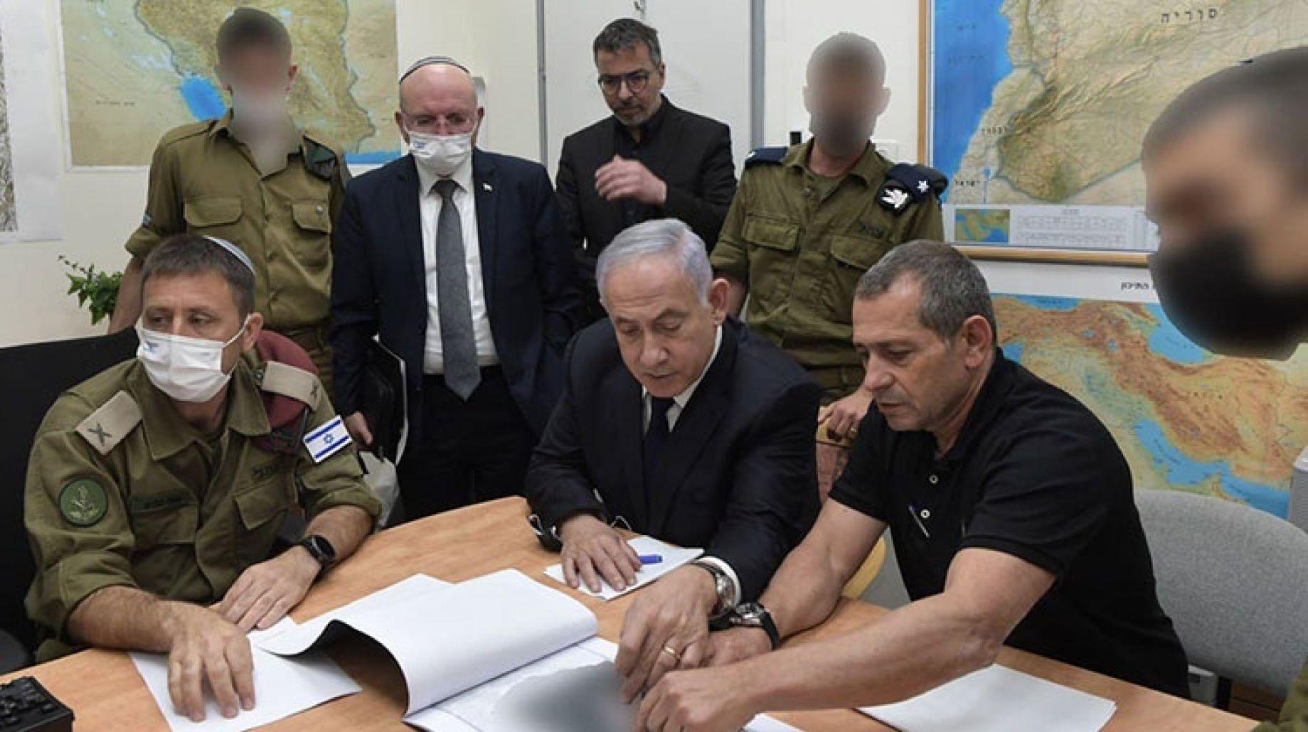 إسرائيل تقبل المقترح المصري لوقف إطلاق النار في غزة