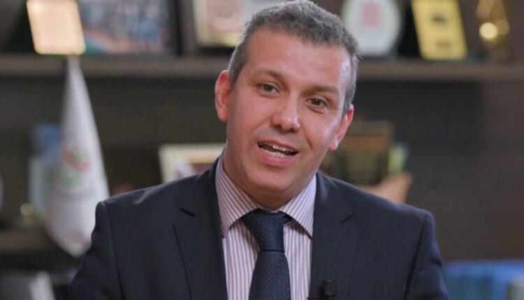 احمد الصبان مدير التلفزيون الجزائري