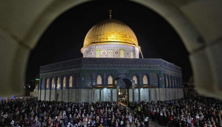 احياء ليلة القدر في القدس