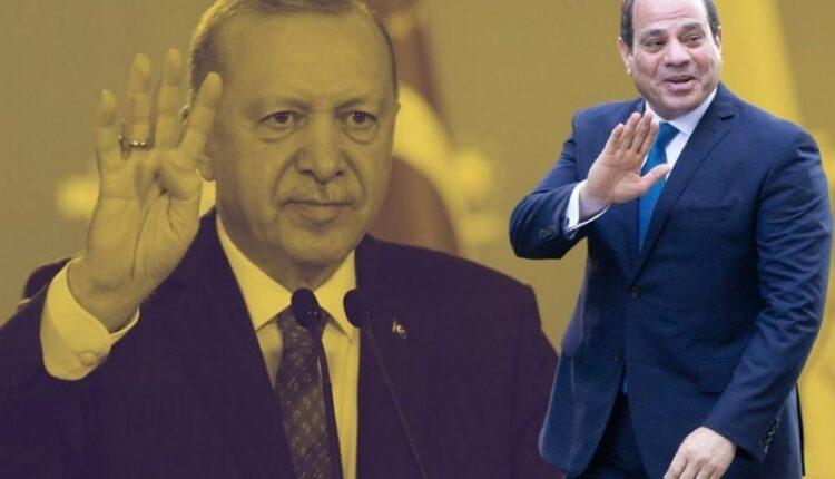 أردوغان يرفض طلب السيسي تسليم قيادات الإخوان لمصر