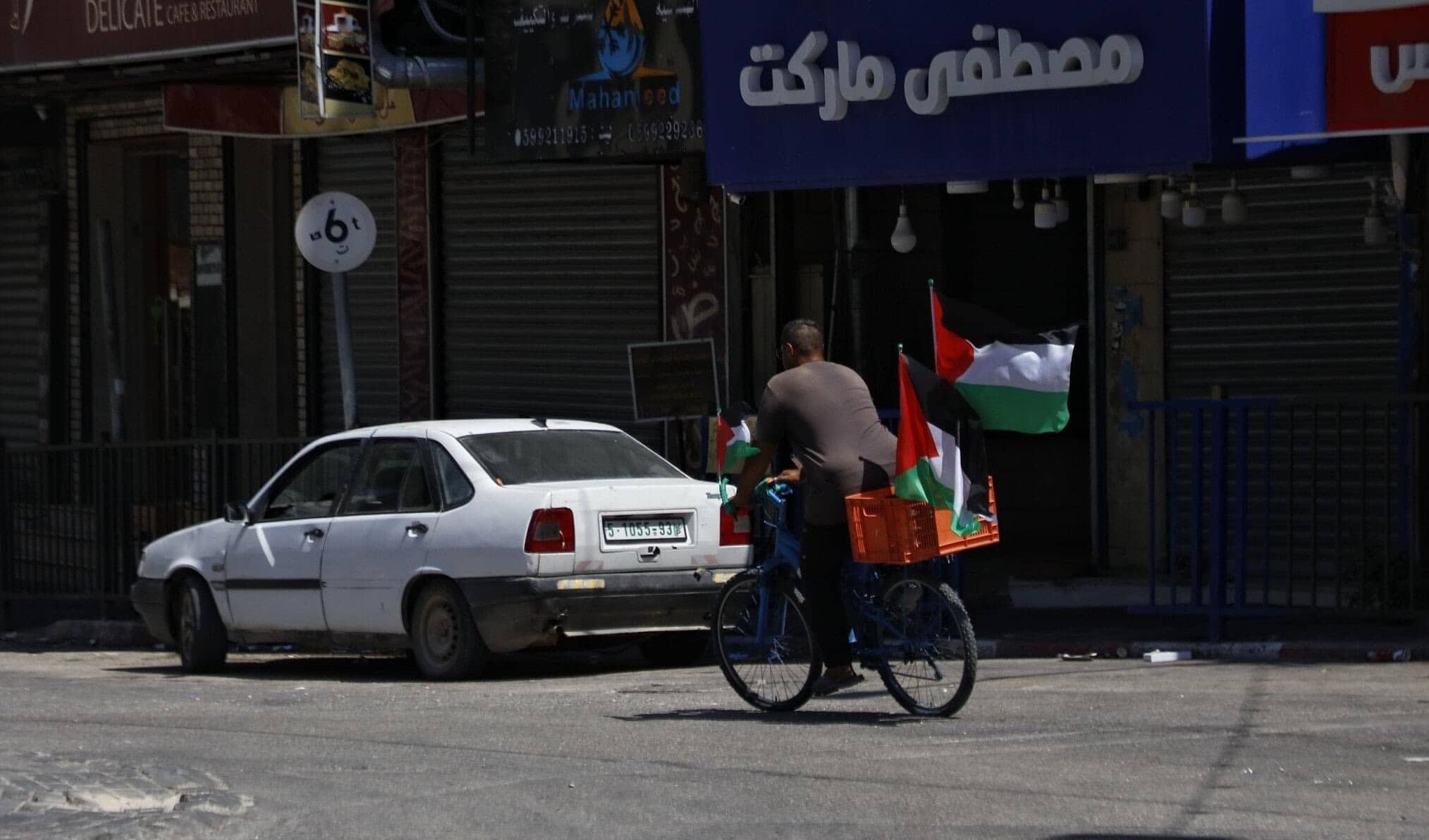 اضراب الكرامة.. الفلسطينيون على قلب رجل واحد من الخليل حتى الجليل