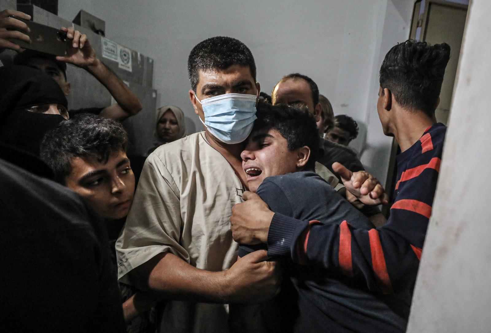 مجلس اللاجئين النرويجي: 11 طفلاً يتلقون دعماً نفسياً استشهدوا في غزة