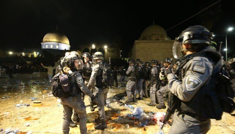دول التطبيع لم تدين اقتحام المسجد الأقصى