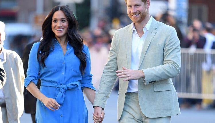 طرد الأمير هاري وزوجته ميغان ماركل من العائلة المالكة قريباً