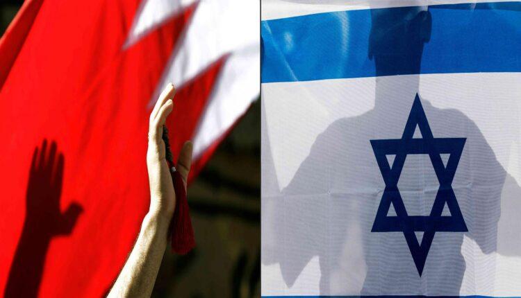 إسرائيل غاضبة من السودان والبحرين
