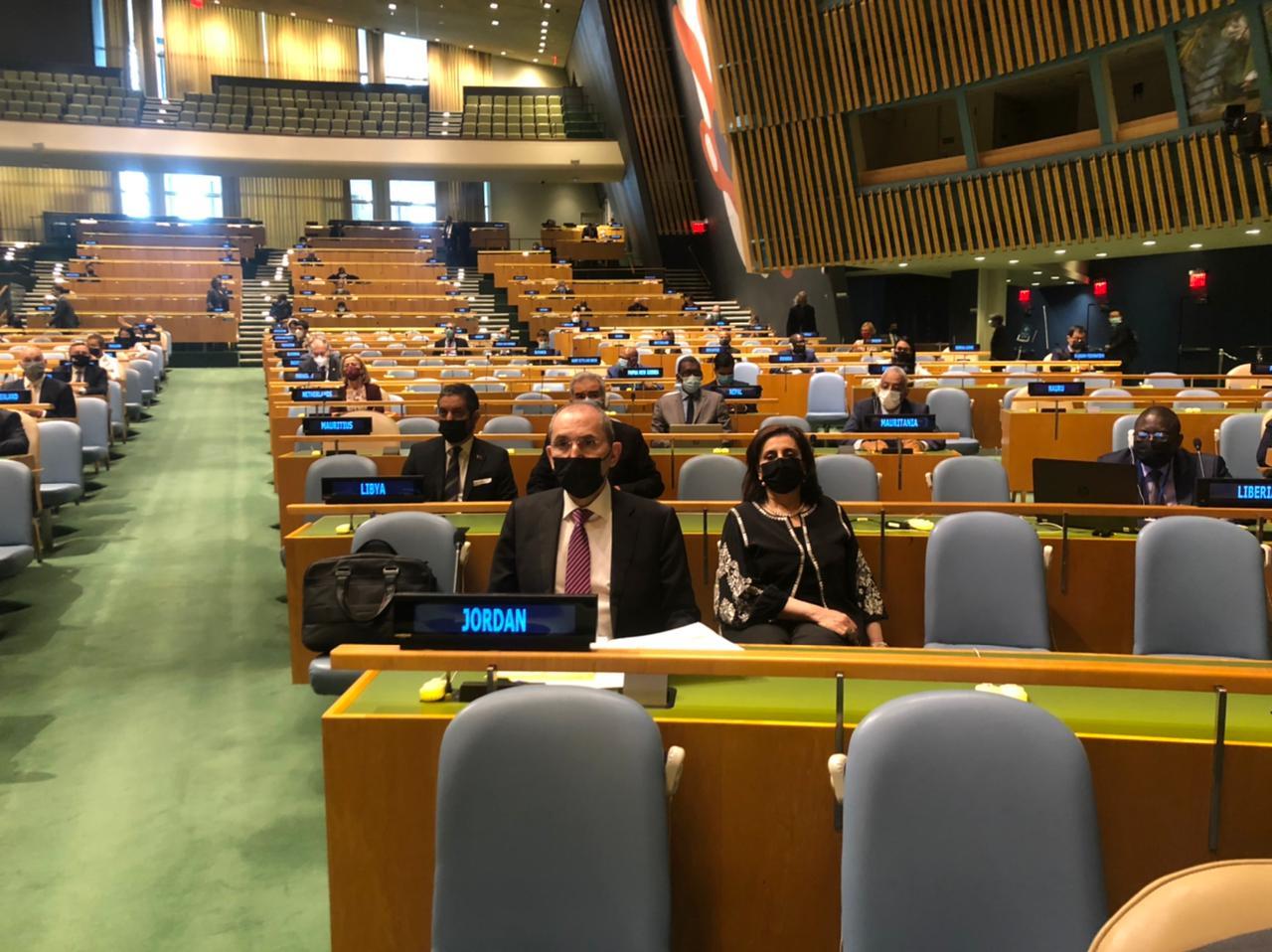 الإمارات تتغيب عن اجتماع الجمعية العامة للأمم المتحدة لبحث ما يجري في فلسطين