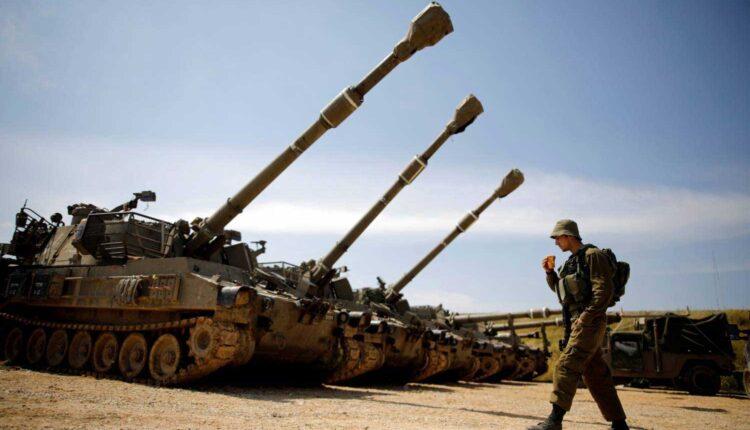 اسرائيل تقرر شن عملية عسكرية في قطاع غزة