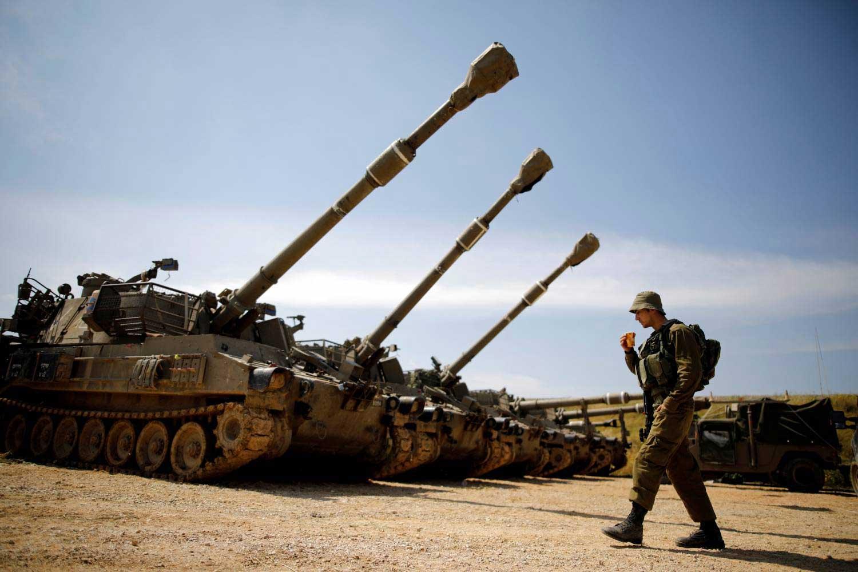 إسرائيل تقرر شن عملية عسكرية واسعة ضد قطاع غزة