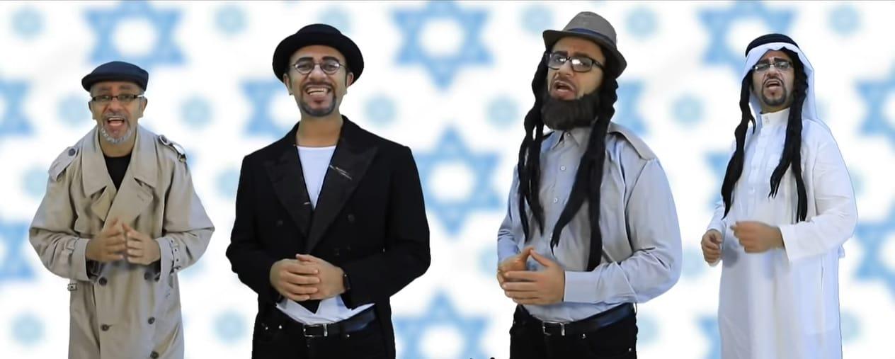 """أوبريت الحلم العبري.. أغنية ساخرة من إسرائيل تثير ضجة واسعة """"فيديو"""""""