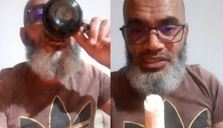 الداعية التونسي محمد الهنتاتي