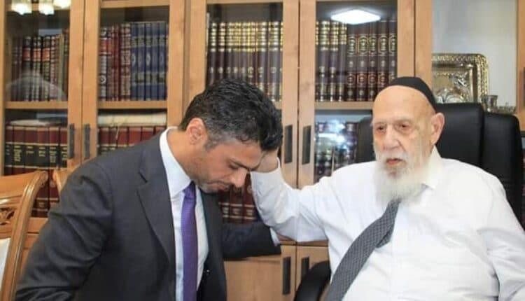 سفير الإمارات في إسرائيل