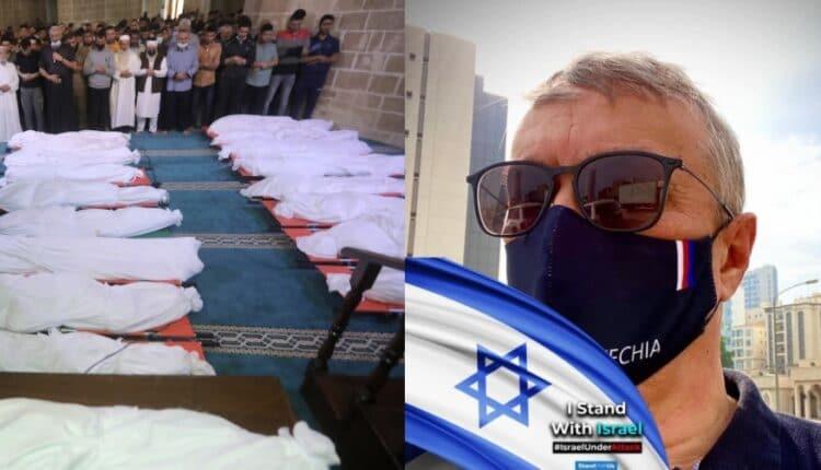 السفير التشيكي في الكويت يتضامن مع إسرائيل