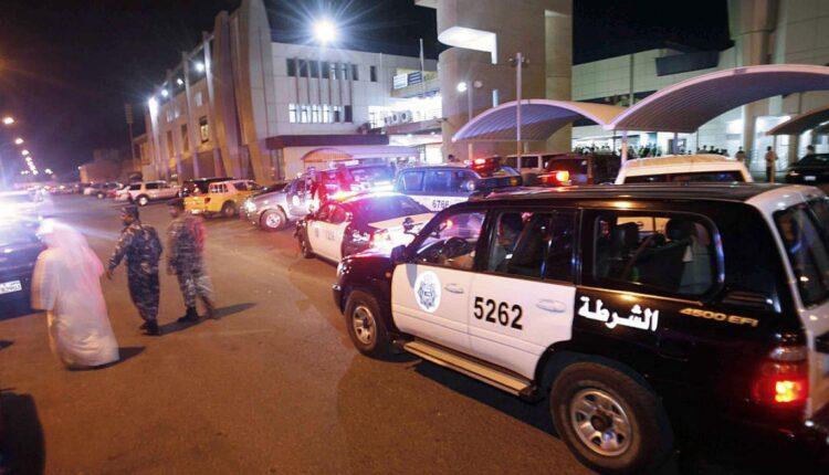 الشرطة تنقذ الكويتية المسجونة