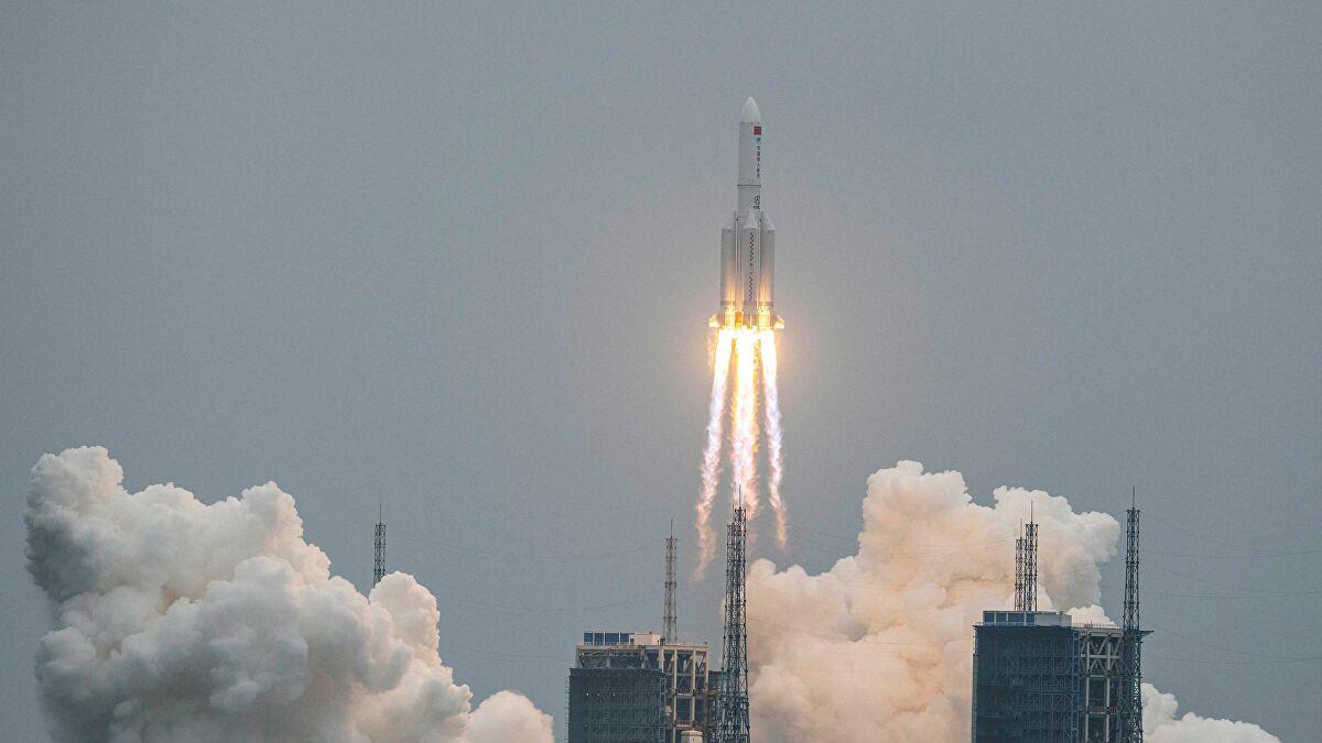 حطام الصاروخ الصيني قد يدخل المجال الجوي للأرض السبت ويتساقط فوق السودان