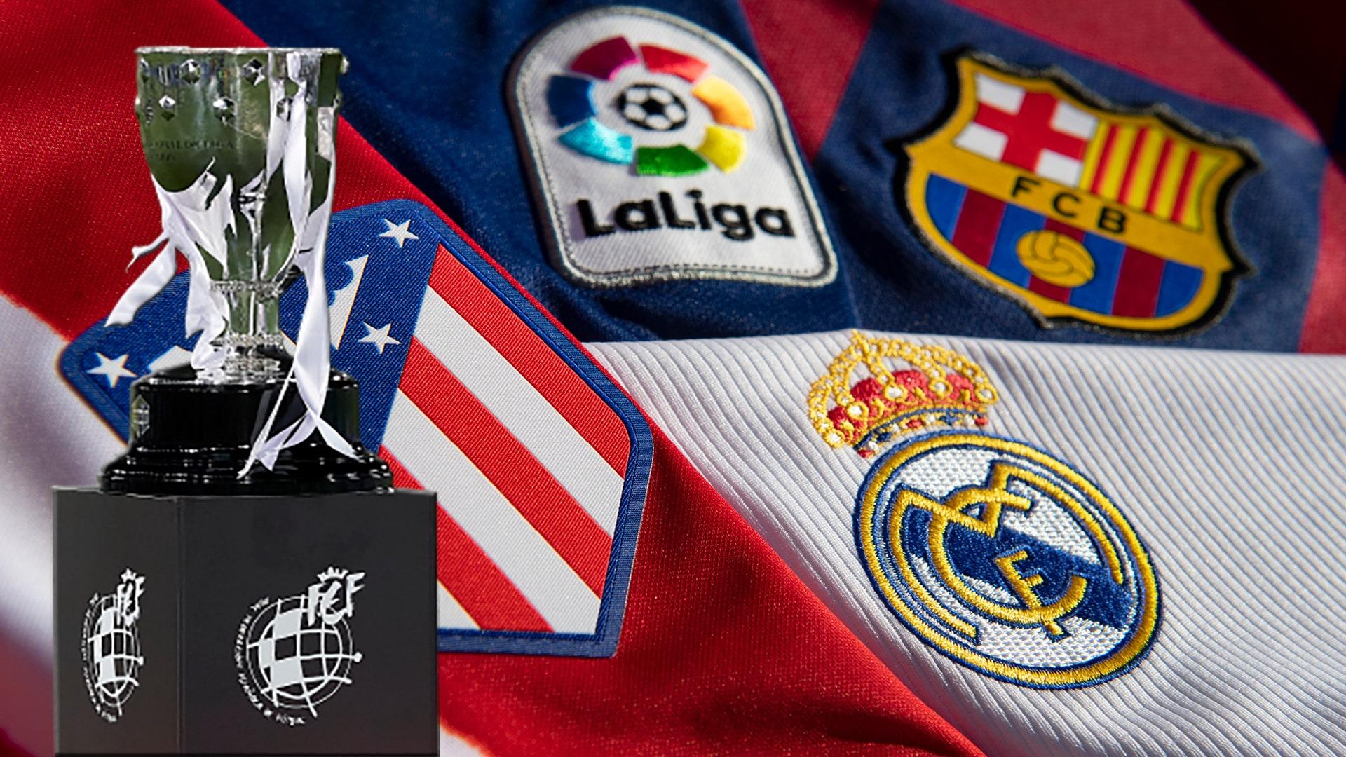 الصراع على لقب الدوري الإسباني
