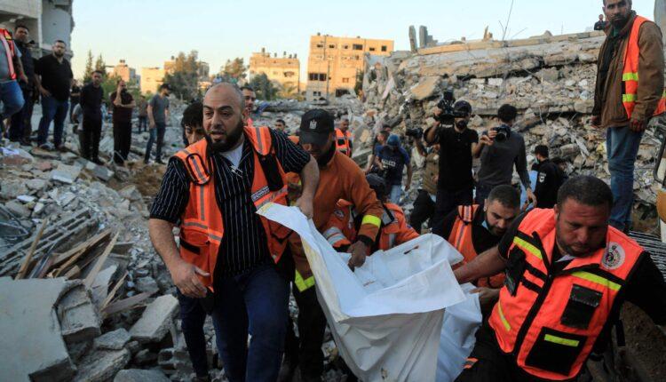 الإمارات تشارك في زف الدم الفلسطيني
