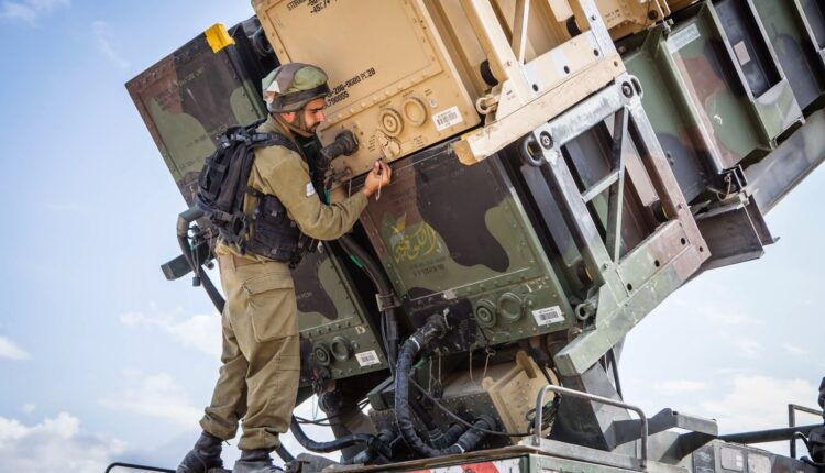 القبة الحديدية وصواريخ المقاومة في غزة