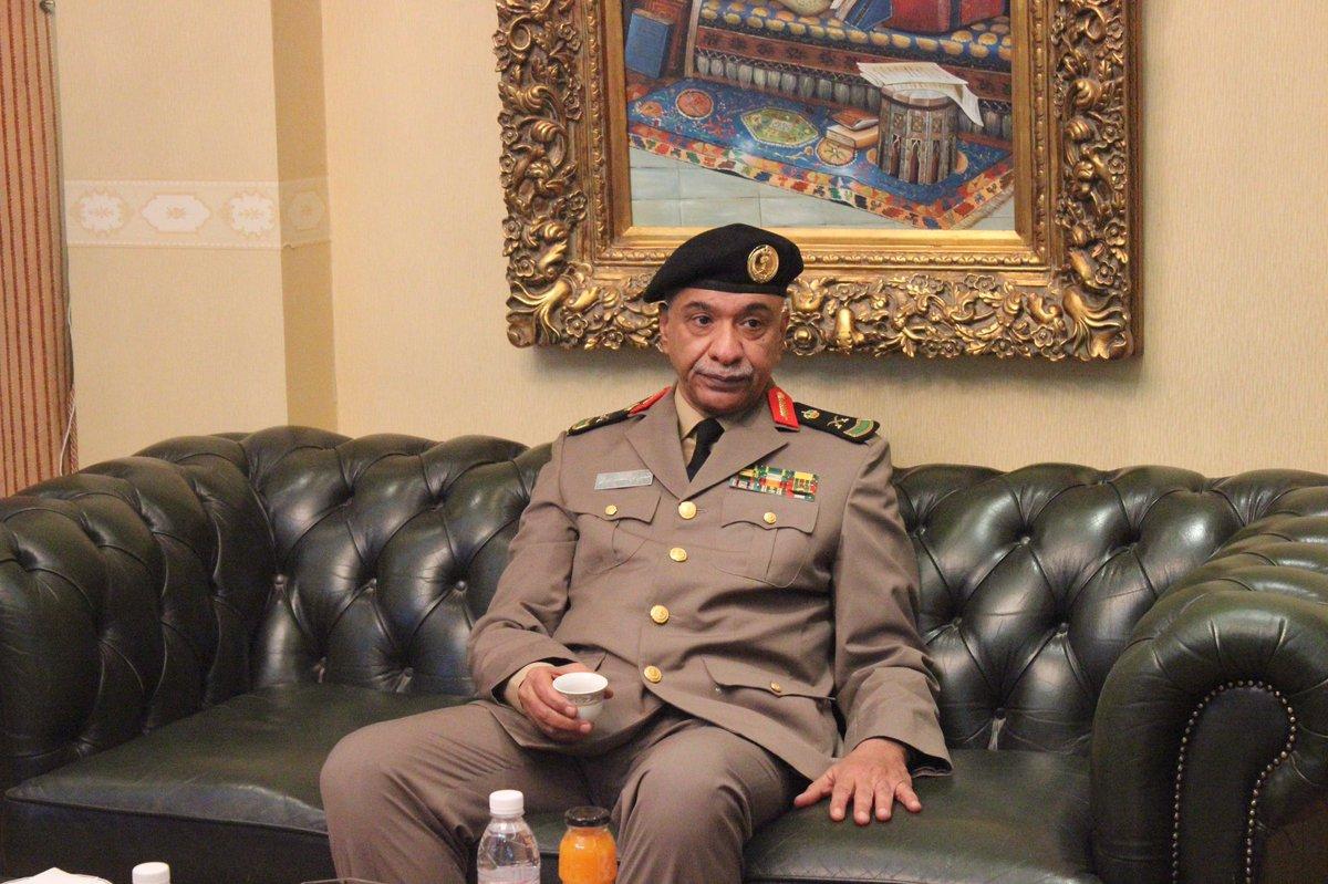 انباء عن الافراج عن اللواء منصور التركي بتسوية مالية