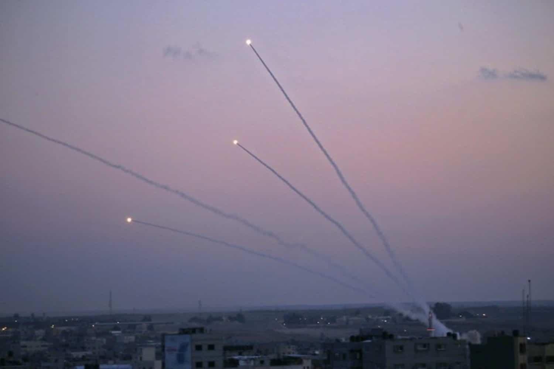 المقاومة تقصف القدس