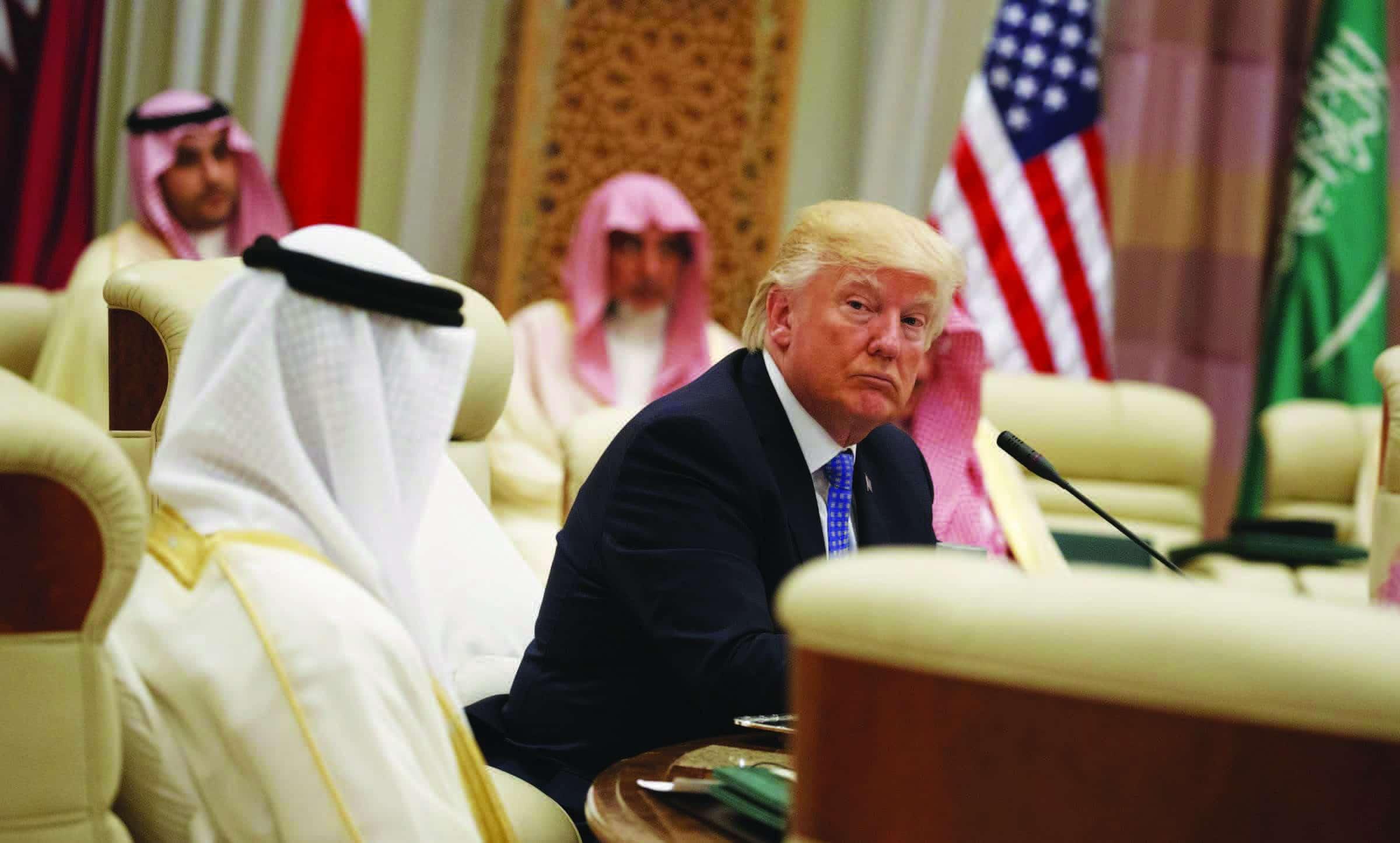تفاصيل تشكيل الناتو العربي