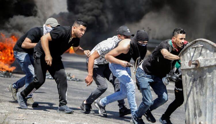 انتفاضة الفلسطينيين في الضفة الغربية