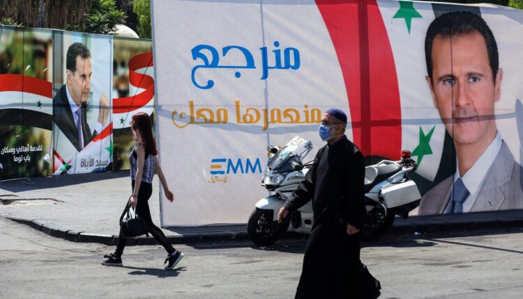 فضيحة في الانتخابات السورية التي فاز فيها بشار الأسد
