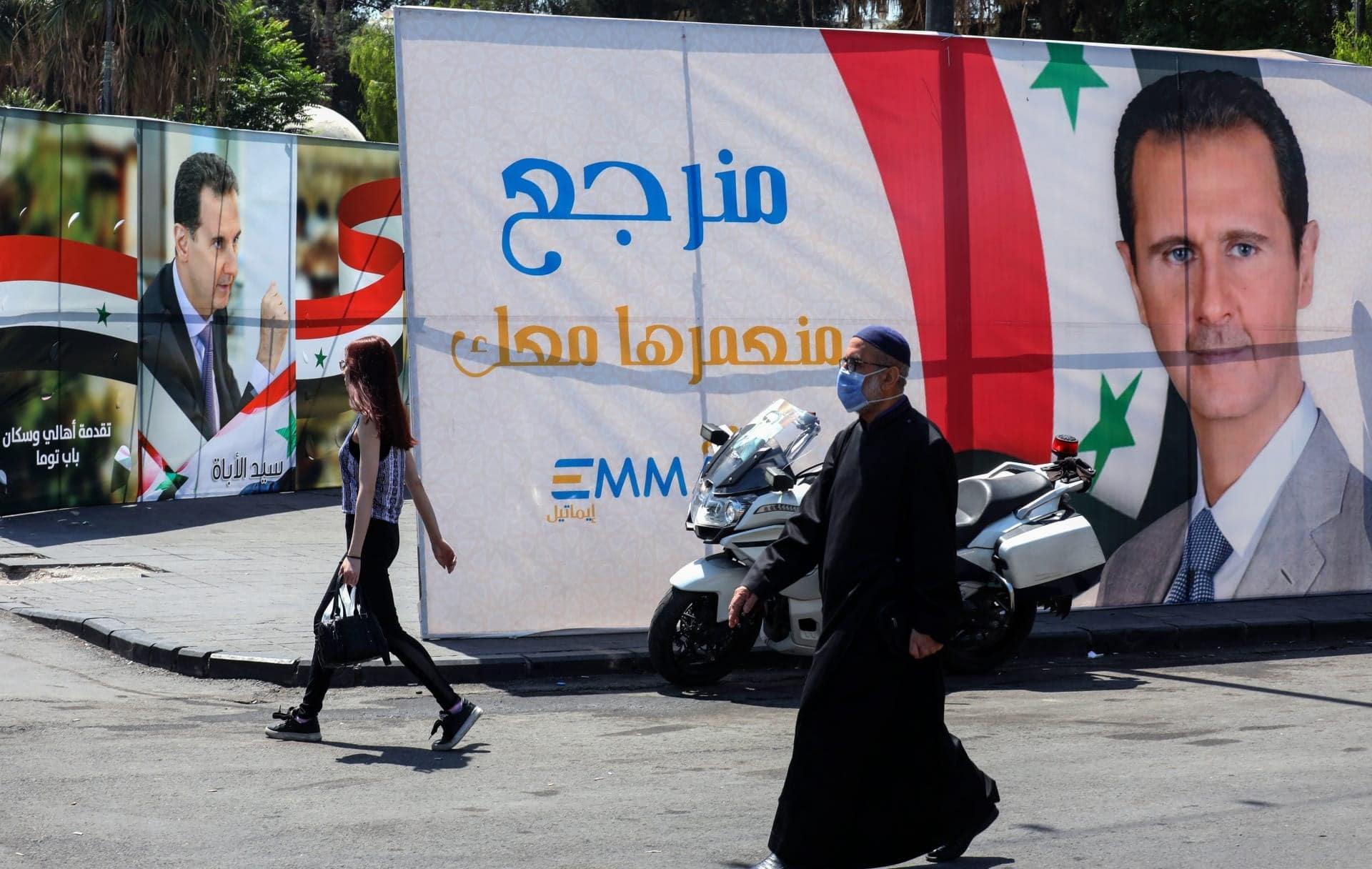الأموات والمعتقلون والمهجرون ضمن المصوِّتين في انتخابات الرئاسة التي فاز بها بشار الأسد!