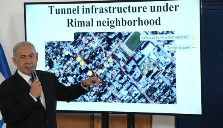 بنيامين نتنياهو يشيطن حركة حماس