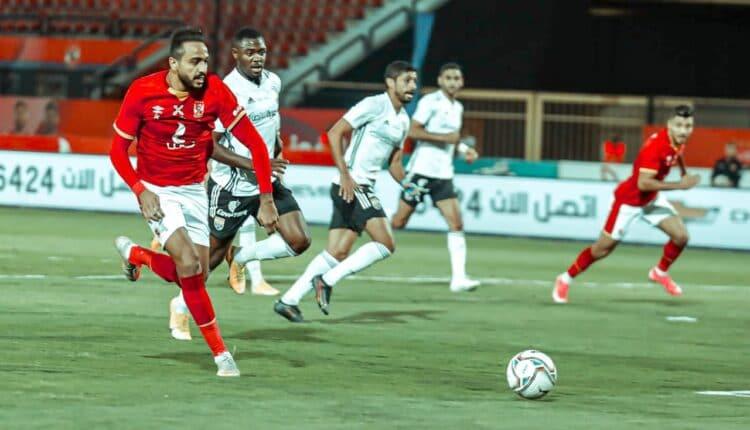 ترتيب الدوري المصري بعد خسارة الأهلي وتعادل الزمالك