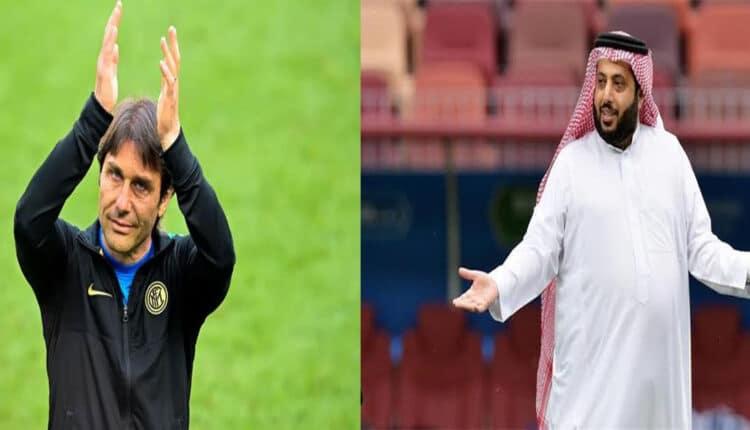 تركي آل الشيح وأنطونيو كونتي