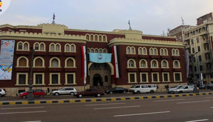جامعة الاسكندرية الدكتور محمود مرسي