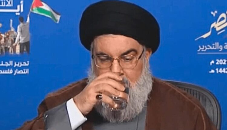 حسن نصرالله يثير التكهنات حول صحته بعد ظهوره في كلمة متلفزة