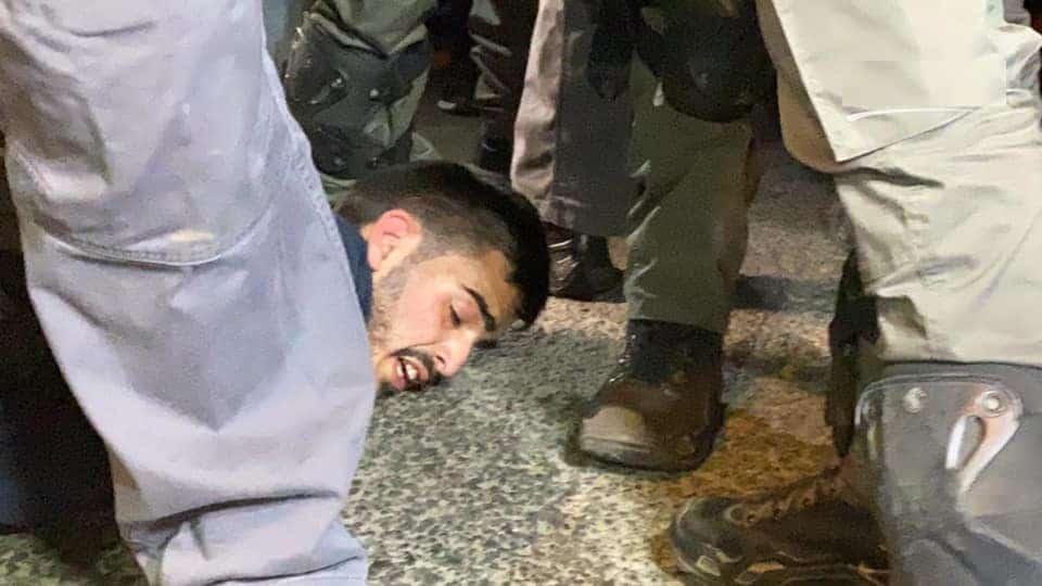 بينما حي الشيخ جراح يشتعل .. ما سرّ زيارة مسؤول أمني إسرائيلي عمان!