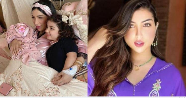 انتشار صورة ابنة دنيا بطمة الصغيرة (ليلي روز) يصدم الجمهور بسبب ملامحها!