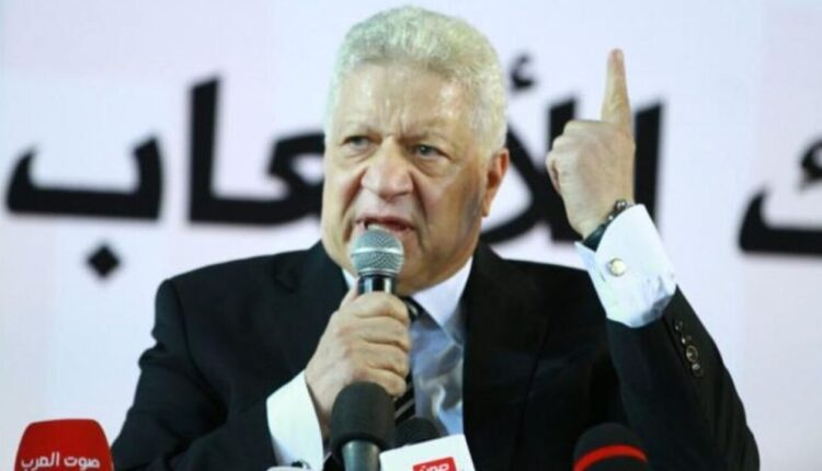 نجم الأهلي يوجه رسالة إلى مرتضى منصور