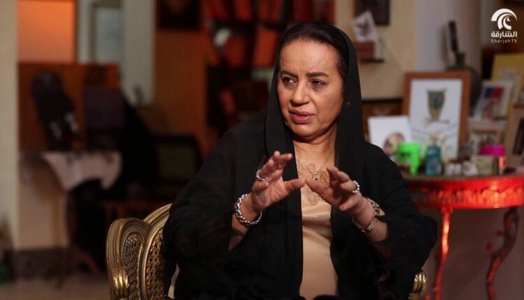 رفيعة غباش تتلقى تهديدا بسبب انتقادها التطبيع