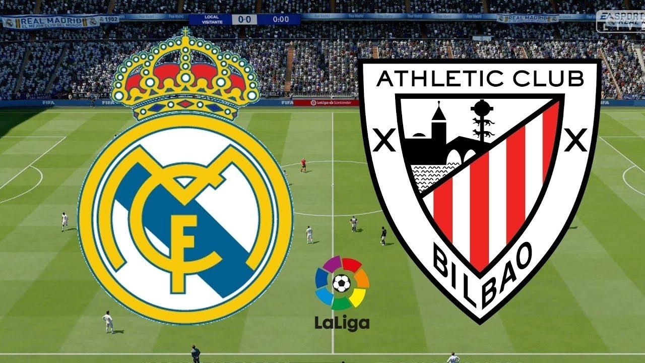 موعد مباراة ريال مدريد وأتلتيك بيلباو