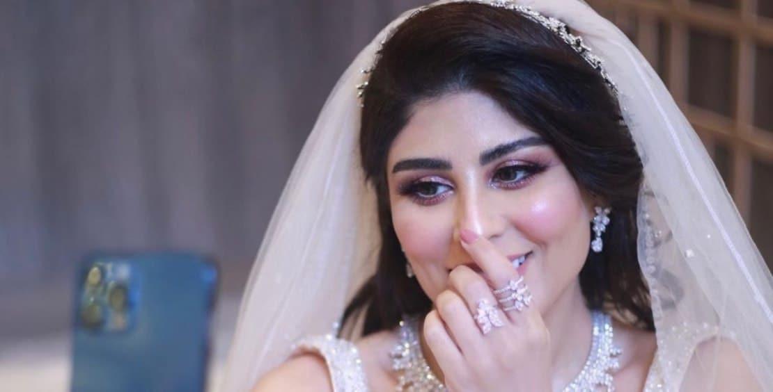 عبارة واحدة تسببت بطلاق زارا البلوشي بعد شهر من زواجها .. وهذا ما كشفته وصدمت الجمهور!