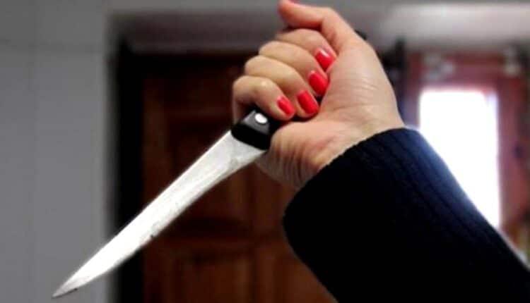 سيدة قتلت زوجها وقطعت عضوه الذكري وفصلت رأسه عن جسده