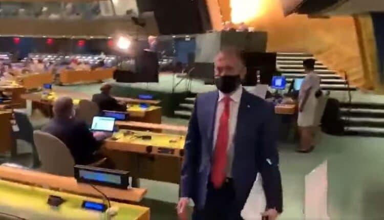 مندوب إسرائيل في الأمم المتحدة جلعاد أردان